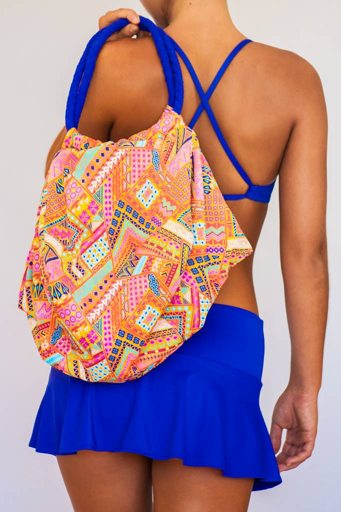 Pualani Large Beach Bag Bombay *LIMITED*