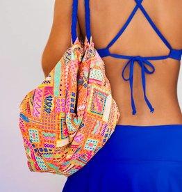 Pualani Small Beach Bag Bombay *LIMITED*