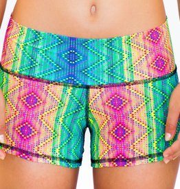 Pualani Fitness Short Matrix