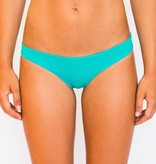 Pualani Reversible Skimpy Brazil Turquoise Solid