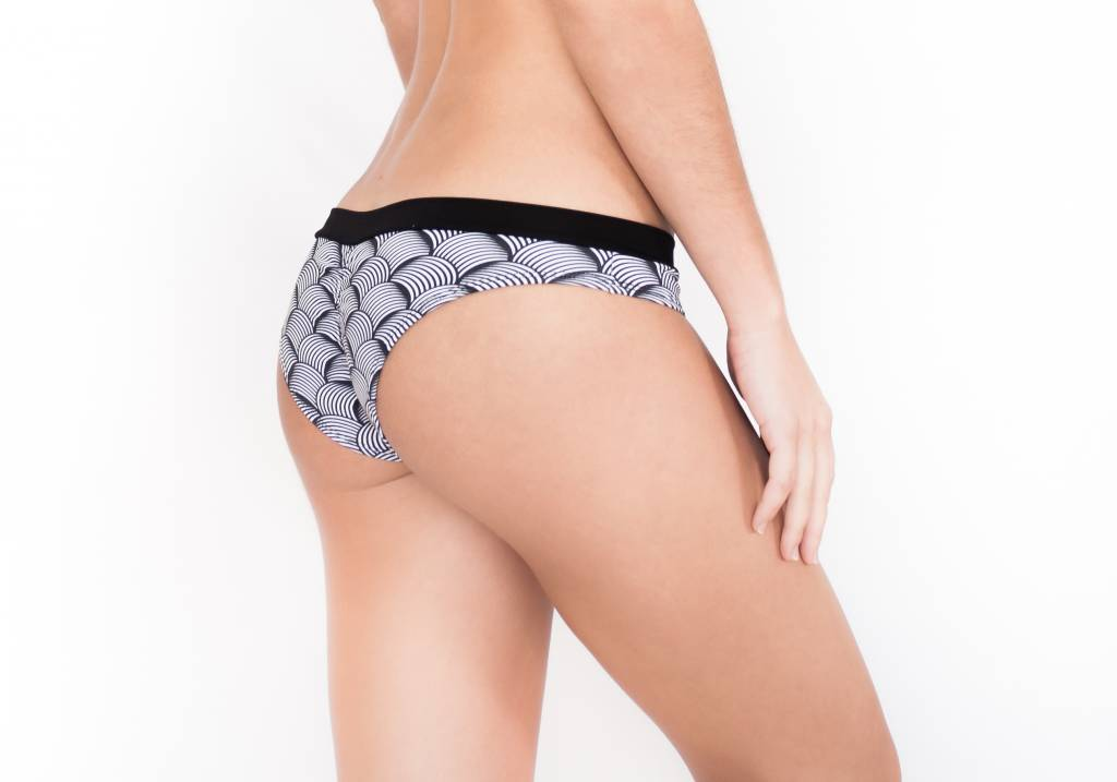Pualani Scrunch Bootie w/ Band Sterling