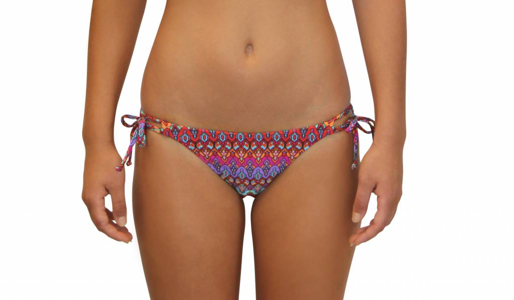 Pualani Double Tie Side Marrakesh