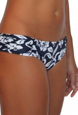 Pualani Love Without The Handles Hibiscus Navy
