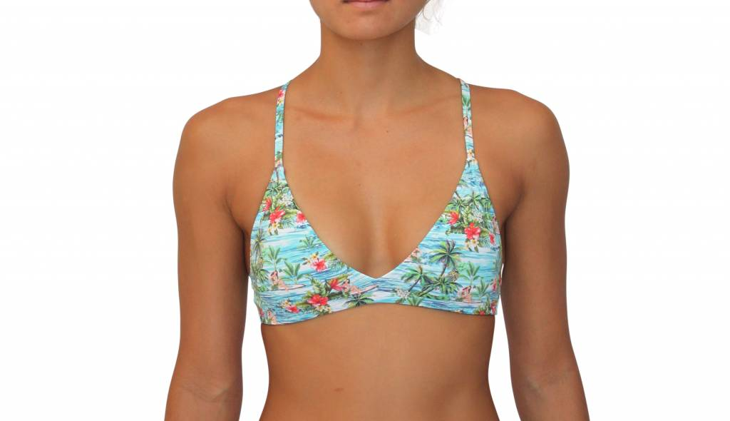 Pualani Sport Tie Surfer Girl