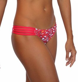 Pualani Skimpy Rio w/ Side Strings Butterflies