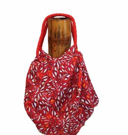 Pualani Large Beach Bag Butterflies
