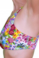 Pualani High Neck Halter Nectar