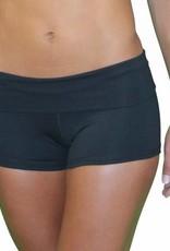 Pualani Fitness Short Black Solid