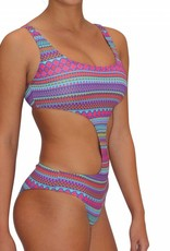 Pualani Cut Out One Piece Tango