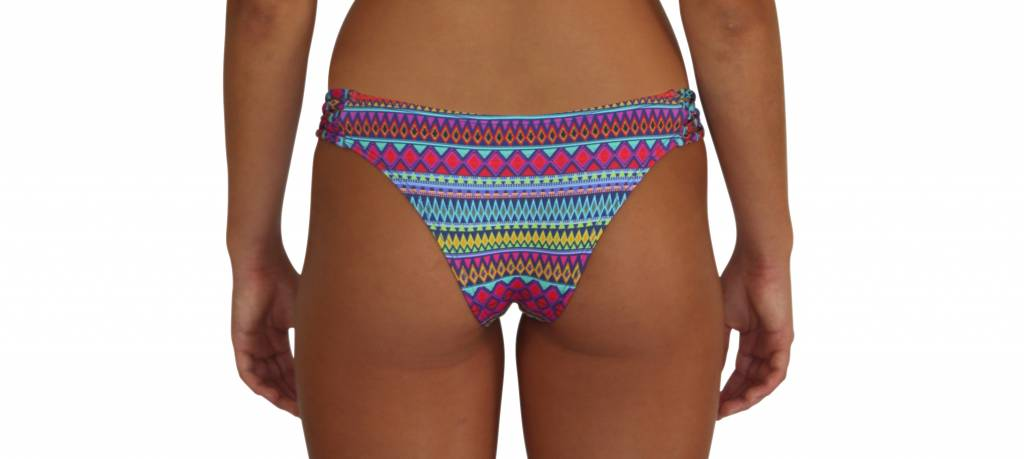 Pualani Skimpy Love with Braided Sides Tango