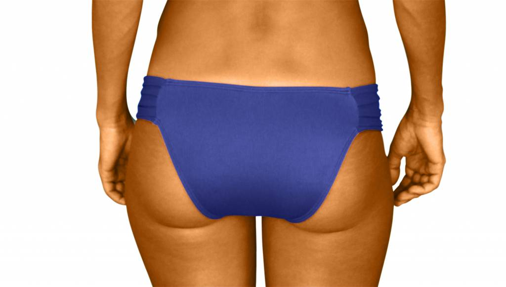 Pualani Love Without The Handles Blue Violet Solid