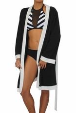 Mini Robe Black and White