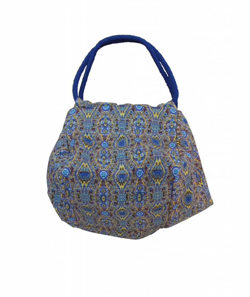 Pualani Small Beach Bag Midnight Blue