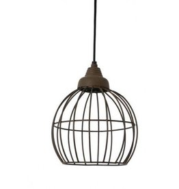Benthe Hanging Lamp - Old Rust