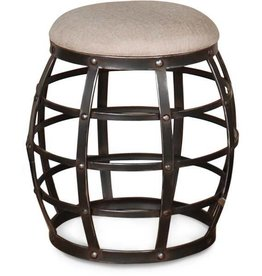 Oddo Metal Accent Stool