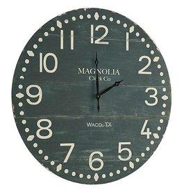 Magnolia Home Courthouse Clock