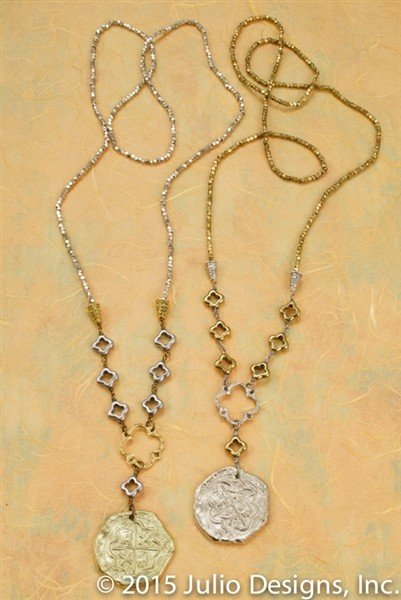 Conner Coin Necklace