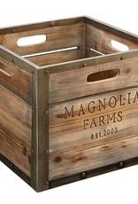Magnolia Home Magnolia Farms Large Produce Crate