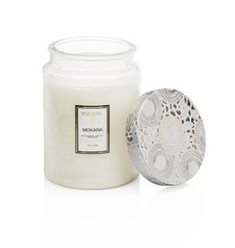 Voluspa Large Glass Jar Candle Japonica Limited - Mokara