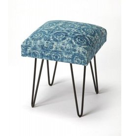 Butler Loft Stool Faded Denim