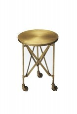 Costigan Accent Table Industrial Chic
