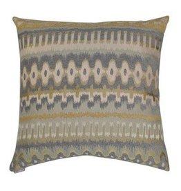 Malabar Pillow Pewter
