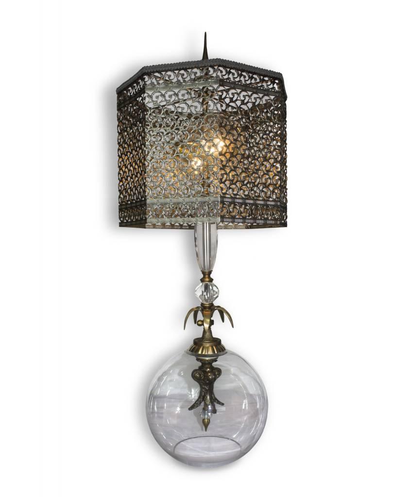 industrial chic lighting. Abelie Industrial Chic Table Lamp Lighting