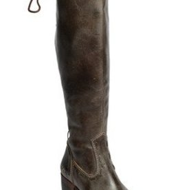 Bed Stu Fortune Tall Boot - Olive Rustic