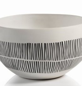 Zodax Portofino Ceramic Bowl Medium