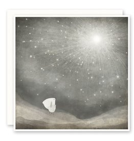 'ten thousand wishes' Greeting Card