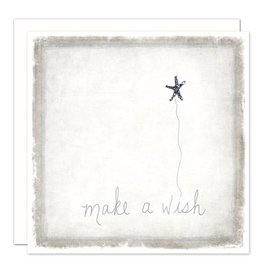 'make a wish' Greeting Card
