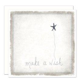 'make a wish' Greeting Card