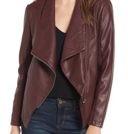 BB Dakota Gabrielle Textured Jacket Fig