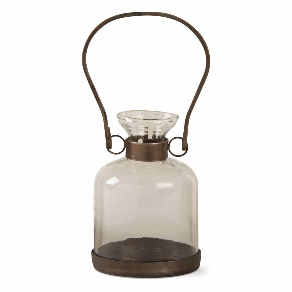 Farmhouse Tealight Lantern