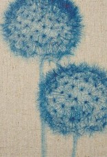 Blue Print Botanicals Framed 3 Piece Printed Canvas On Linen