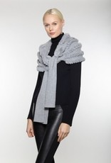 Linda Richards Rex Rabbit Scarf Cashmere/Wool