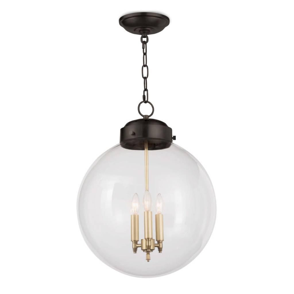 Globe pendant oil rubbed bronze natural brass simply elegant globe pendant oil rubbed bronze natural brass aloadofball Choice Image