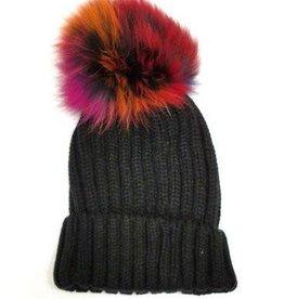 Aspen Pom Hat