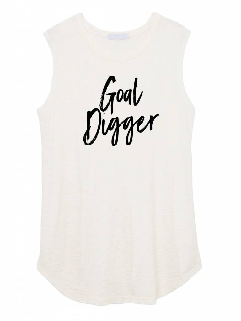 Goal Digger Muscle Tee
