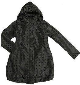 UBU Black Polka Dot Jacket