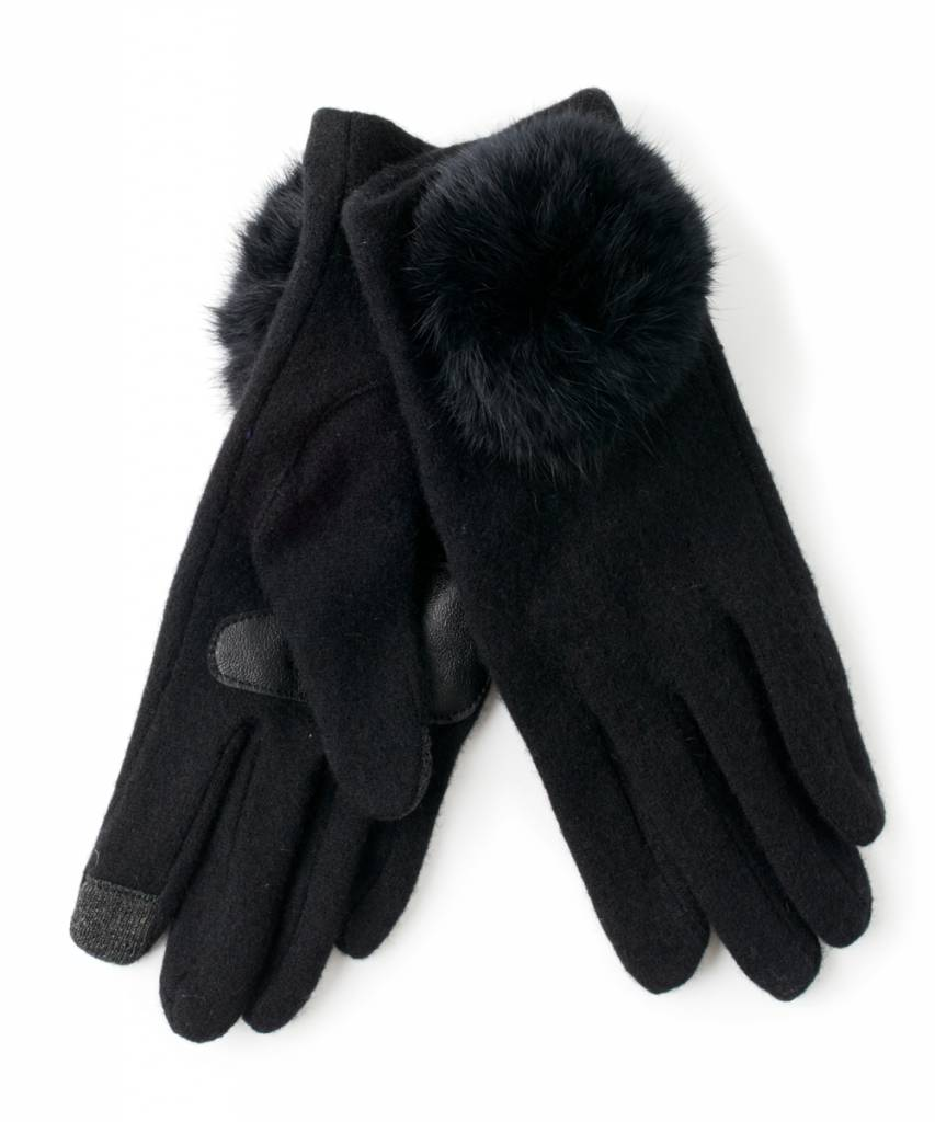 Echo Snowball Glove Black