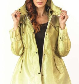 Ombre Olive Jacket
