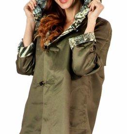 Reversible Jacket Olive