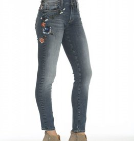 Marilyn Skinny Blue Jean Medium Wash
