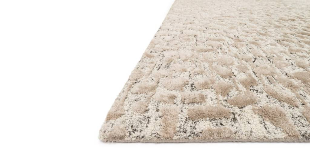 Loloi Rugs Juneau Collection Ash/Taupe