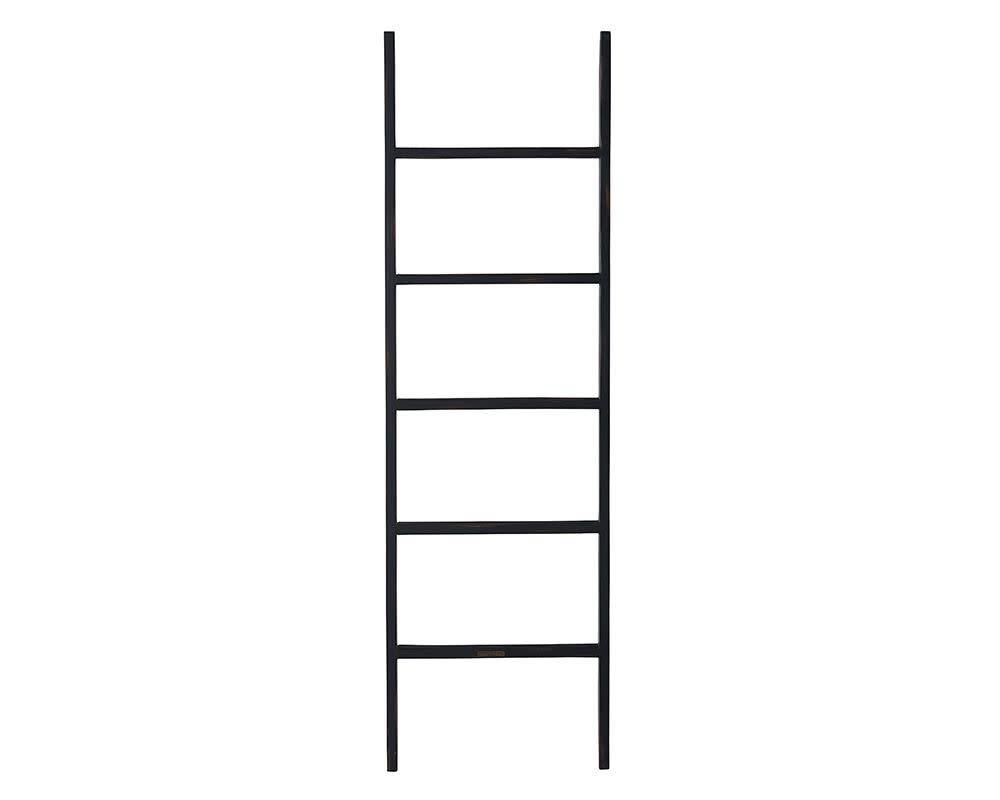 Magnolia Home Jakcson Decorative Wooden Ladder