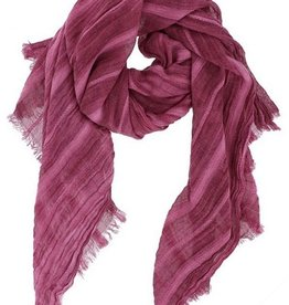 Stripe Weave Scarf/Wrap