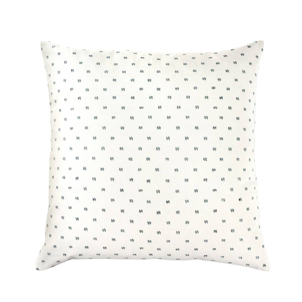 Chloe Block Print Cushion 24 x 24