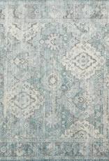Loloi Rugs Ophelia Collection Aqua/Grey