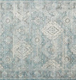 Loloi Rugs Ophelia Collection Aqua/Grey